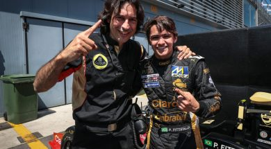 PIETRO FITTIPALDI SHINES FOR HIS 5TH POLE IN MONZA