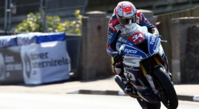 TRIUMPHS AT THE NW200 AND IN THE IDM.