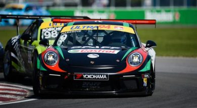 Hargrove Wins Race 2 in Montreal