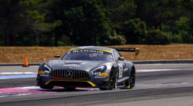 23 BLANCPAIN GT SPORTS CLUB CARS SET TO STAR IN 2017 24 HOURS OF SPA CURTAIN-RAISER