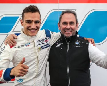 ALEX PALOU (TEO MARTIN MOTORSPORT) SCORES DEBUT POLE AT NÜRBURGRING