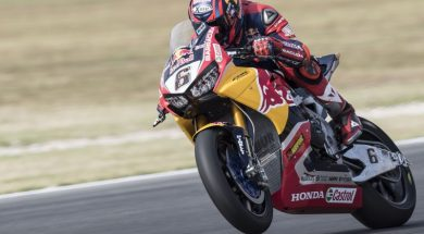 RED BULL HONDA WORLD SUPERBIKE TEAM BACK TO FULL STRENGTH AT LAGUNA SECA