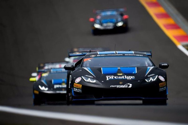 AGOSTINI AND HINDMAN WIN SECOND LAMBORGHINI SUPER TROFEO NORTH AMERICA RACE  AT WATKINS GLEN