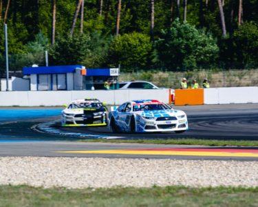 Ferrando Sweeps The German Weekend