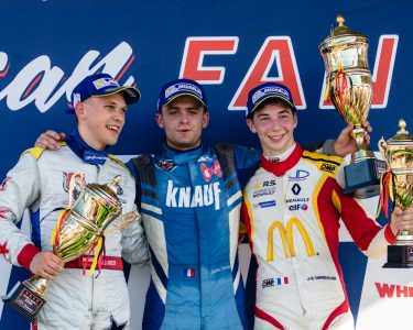Ferrando Takes Thrilling Race at Hockenheim