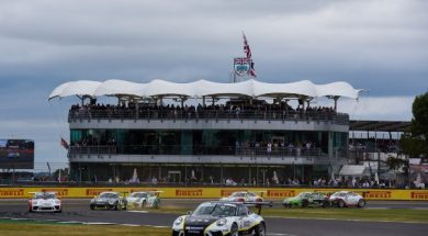 PORSCHE CARRERA CUP GB CHAMPIONS LEAD STRONG HOME SHOWING IN THE PORSCHE SUPERCUP