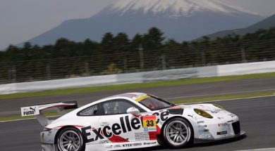 PORSCHE TEAM EBI JOINS FELLOW JAPANESE BLANCPAIN GT SERIES ASIA RACE-BY-RACE ENTRIES AT FUJI