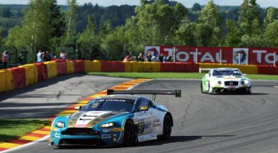SECOND PLACE PRO-AM FINISH AT 24 HOURS OF SPA SECURES AL HARTHY AND OMAN RACING CLASS CHAMPIONSHIP TITLE