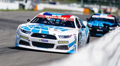 Thomas Ferrando Thrills At Hockenheim