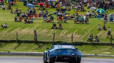 TRG SPEEDS TO LIME ROCK PARK