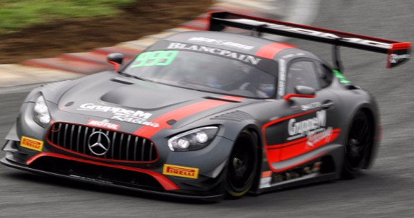 ABBOTT AND BUHK SPRINT TO BLANCPAIN GT SERIES ASIA RACE 2 WIN AT FUJI