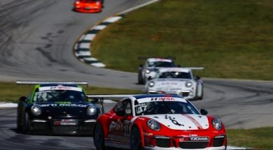 Eight Iconic Tracks For Porsche GT3 Cup