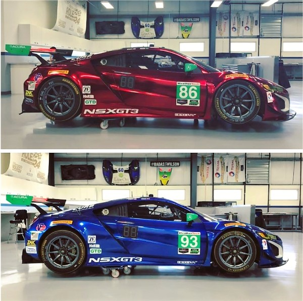 michael shank racing reveals new acura livery