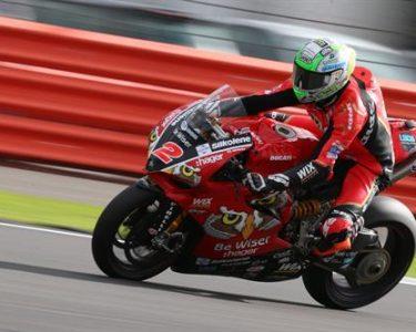 Glen Irwin – Be Wiser Ducati