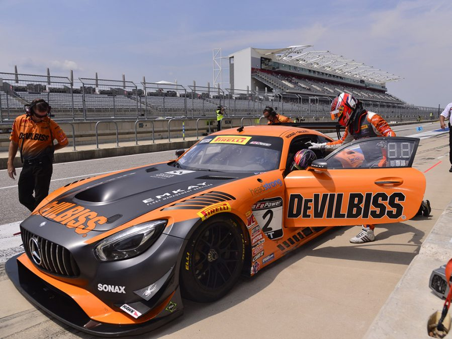 GP Of Texas At COTA SprintX Race Rd.10