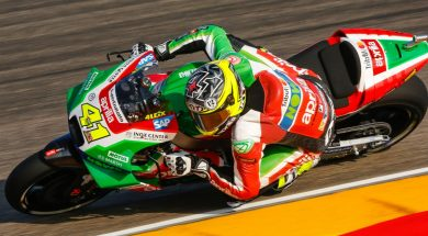 Aprilia and Espargaro Take Best Result Yet