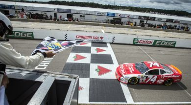 Lacroix Leaves No Doubt With CTMP Sweep