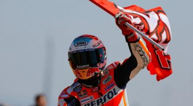 Marquez Leads Repsol Honda 1-2 at Aragon