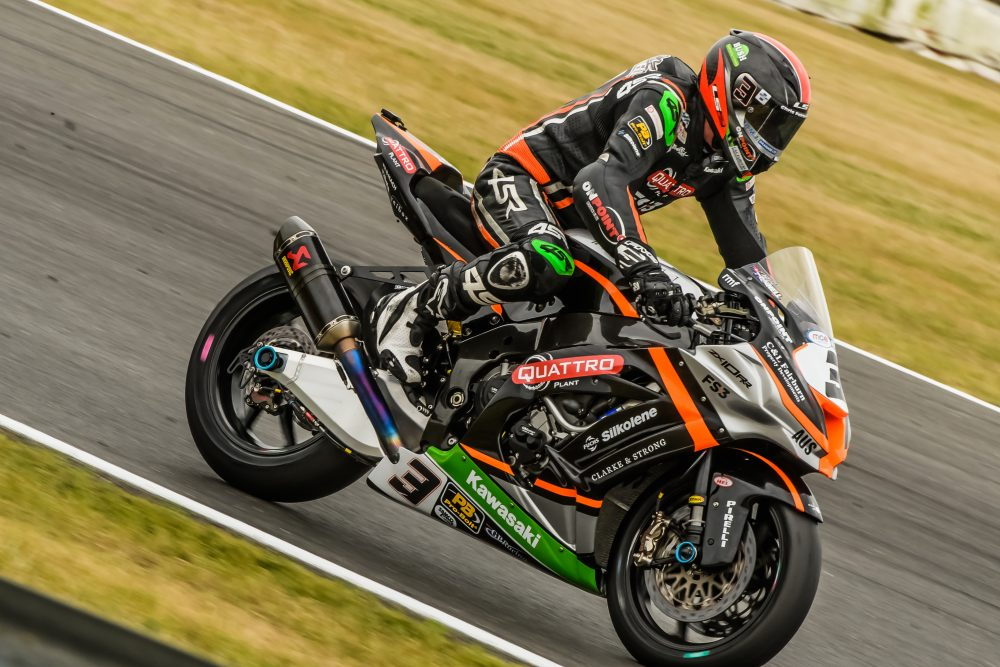 Nigel Snook (FS3 Quattro Plant Kawasaki Team Owner) Q&A: Watch This Space in 2018