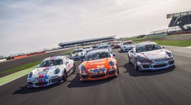 ZAMPARELLI EDGES INTO PORSCHE CARRERA CUP GB CONTENTION AS EASTWOOD AND CAMMISH FEUD