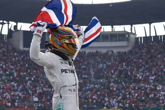 2017 Mexico Grand Prix – Sunday