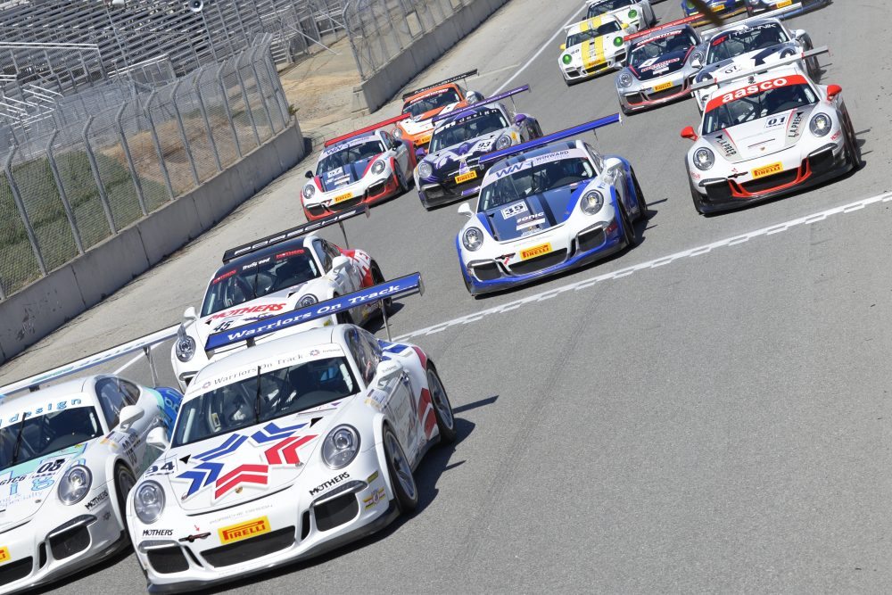 Pirelli GT3 Cup Trophy USA Set for Season-Finale in Monterey