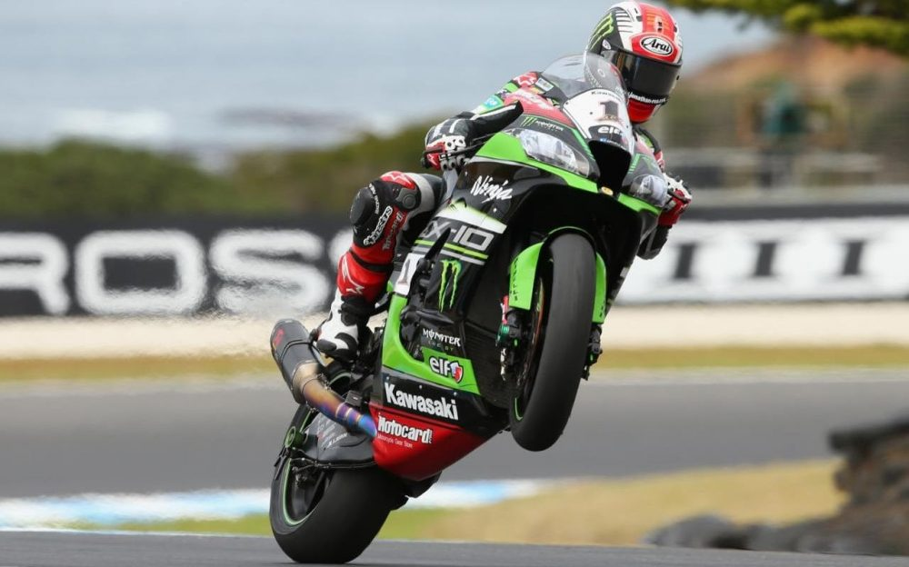 WSBK France Race 1: Game, Set, Championship