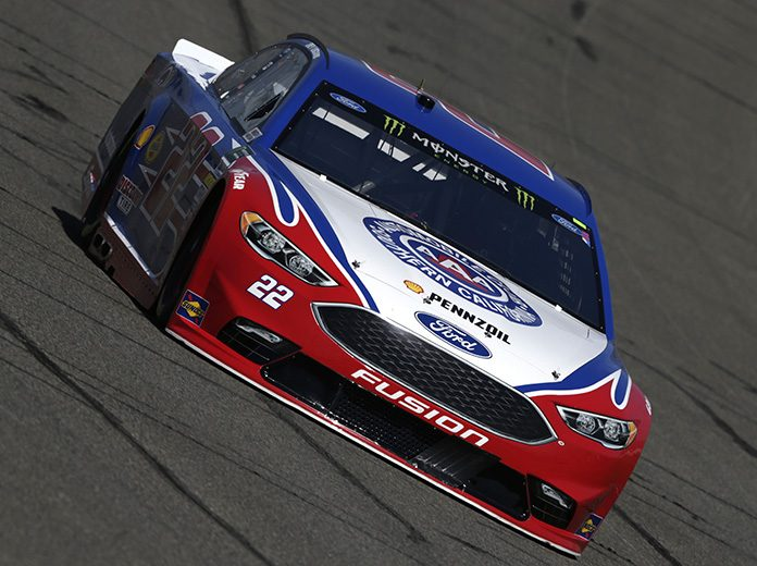 AAA Sticking With Team Penske