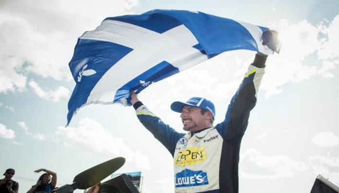 Alex Tagliani Sticking With 22 Racing