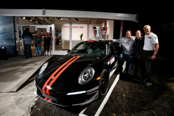 GT3 Cup Champion Earns Another Trophy