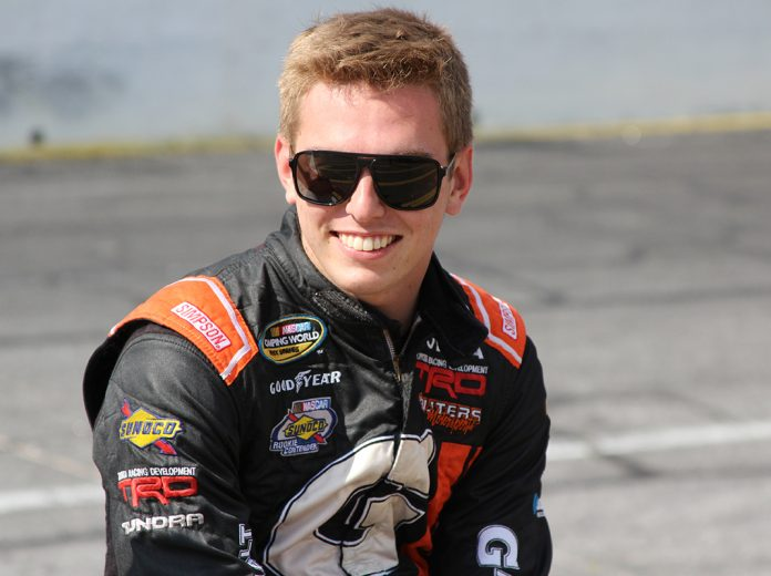 Sargeant To Close Out Truck Series Season With MDM