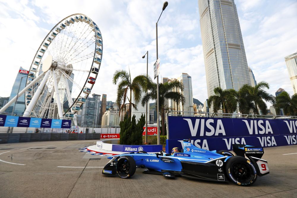 Not a great start For Renault in Hong Kong