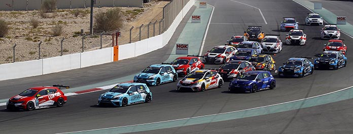 Pirelli World Challenge Adding TCR Class