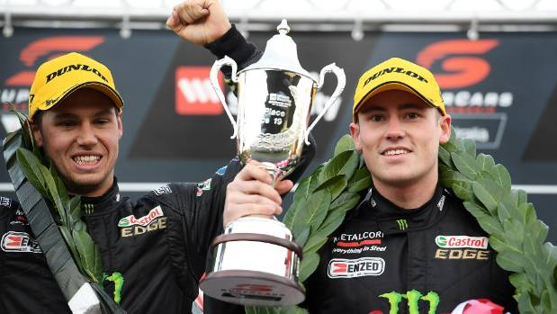 Richie Stanaway keen to learn Supercars ropes