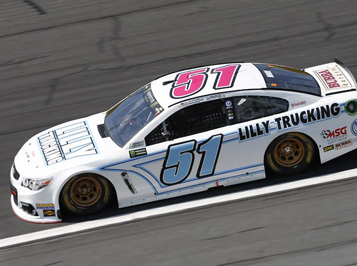 Rick Ware Racing Acquires Cup Series Charter