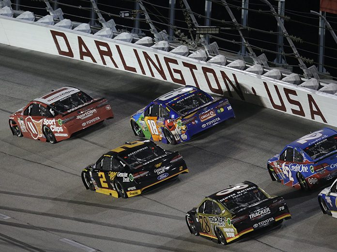 Seven Decades Of NASCAR To Be Honored At Darlington