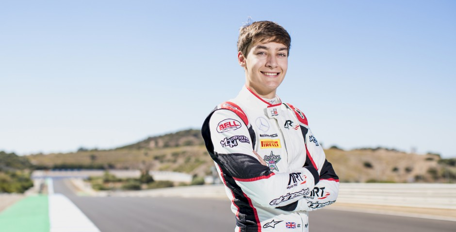 ART Grand Prix is proud to announce George Russell to race alongside Jack Aitken