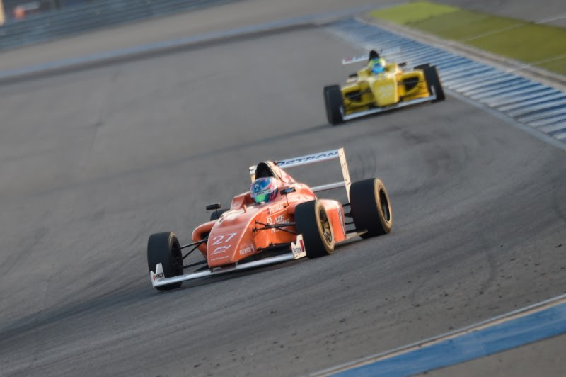 Formula 4SEA New Kid Set's the Pace for Children's Day in Thailand