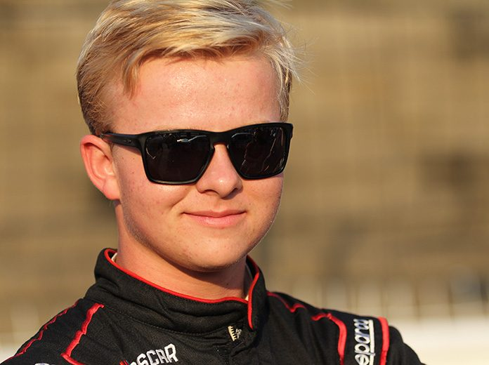 Ankrum Joins David Gilliand Racing For K&N East Races