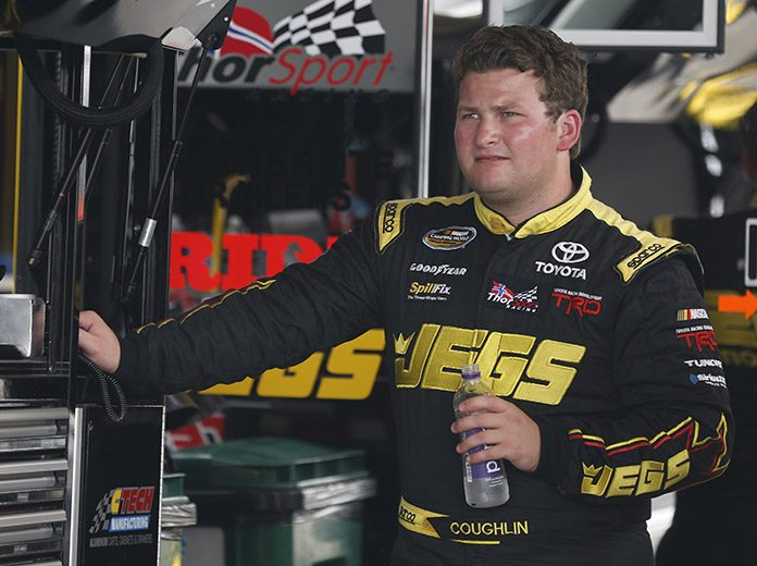 Cody Coughlin Joins GMS Racing