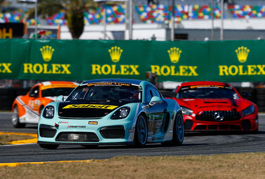 Continental Tire Challenge to Make History at Season-Opening BMW Endurance Challenge