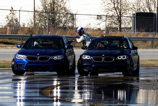 GUINNESS WORLD RECORDS™ Setting 2018 BMW M5 To Pace BMW Endurance Challenge At Daytona