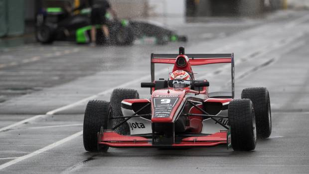 Marcus Armstrong aiming to shine in TRS to drive home Formula One dream