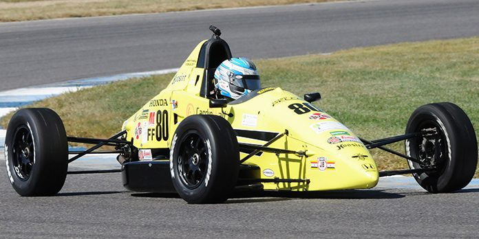 Matthew Cowley Receives SCCA President's Cup