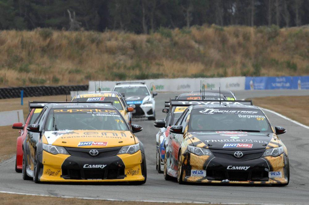 Motorsport: Heimgartner storms to another round win