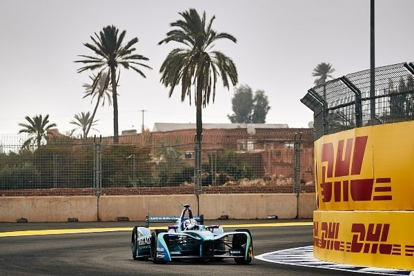 POINTS FOR TOM BLOMQVIST ON HIS FORMULA E DEBUT WITH MS&AD ANDRETTI