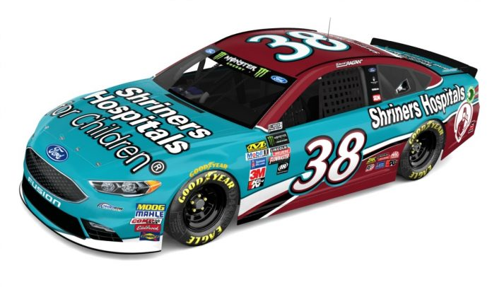 Shriners Hospitals Continues Support Of David Ragan