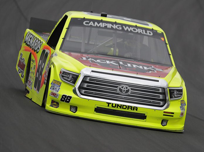 ThorSport Racing Splits From Toyota