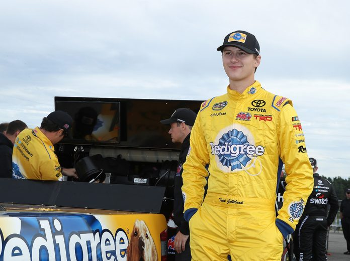 Todd Gilliland Set To Drive KBM Truck