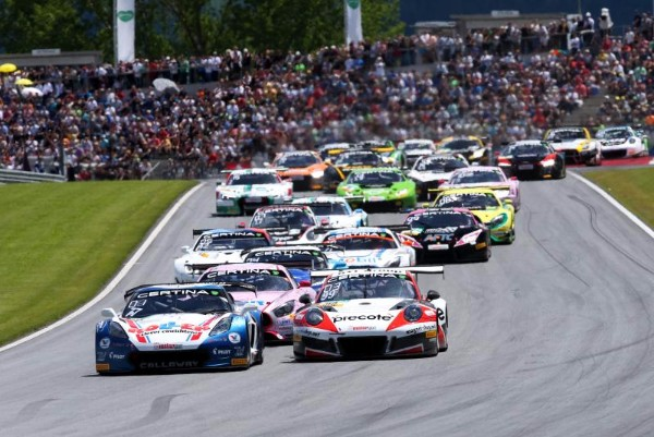 2018 ADAC GT MASTERS WITH CAPACITY GRID